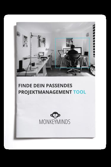 Cover Guide Projektmanagementtool finden